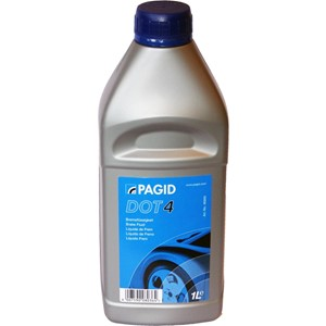 DOT4 Brake & Clutch fluid 1L