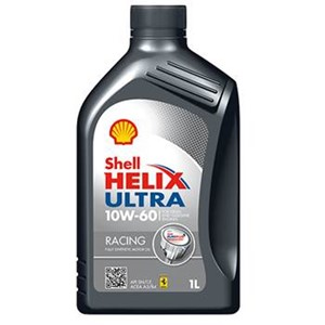 SHELL HELIX ULTRA RACING 10W-60 12X1L